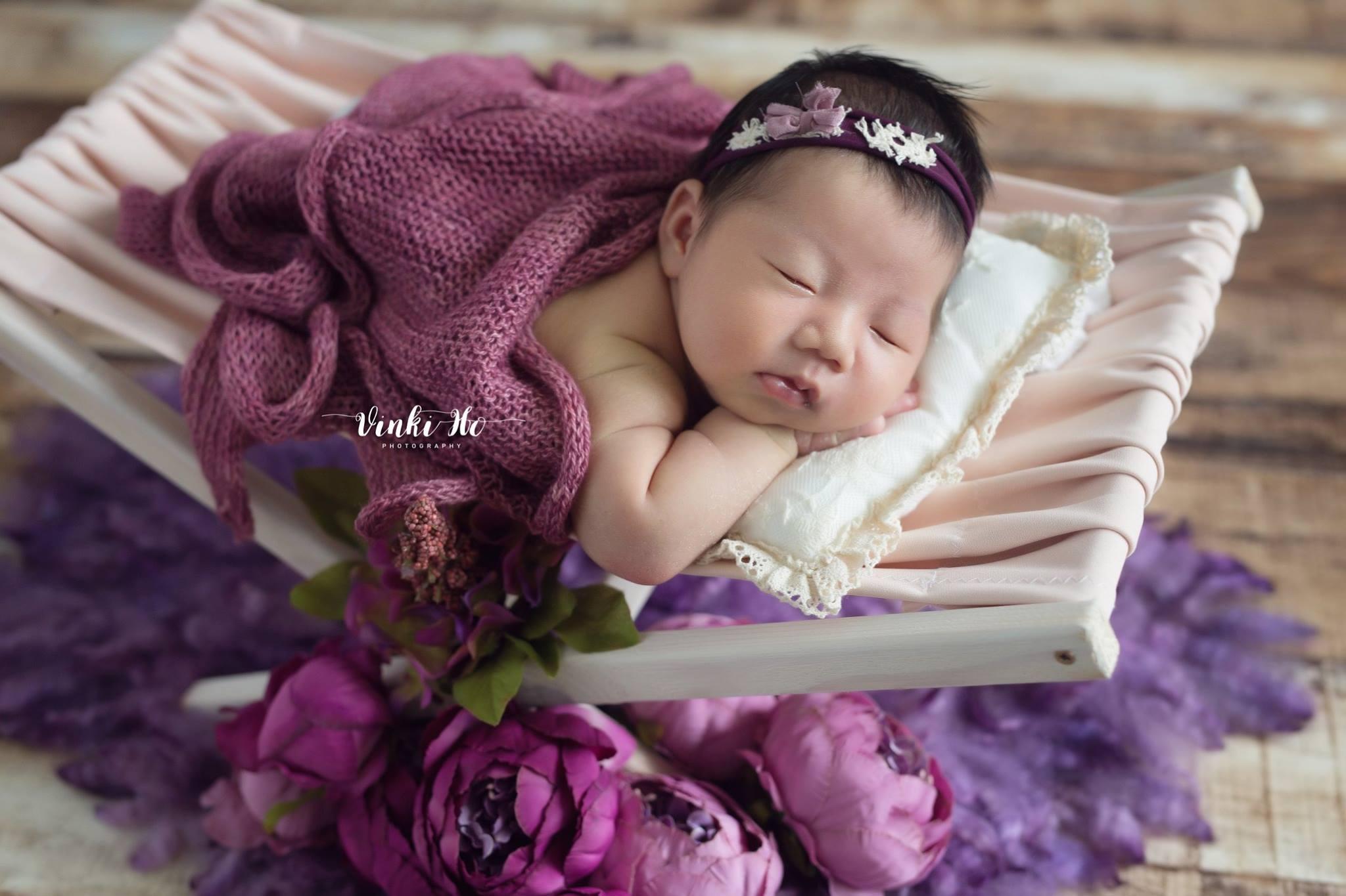 Baby Charlotte ~ 15days
