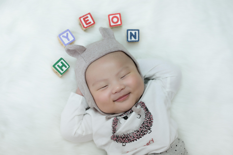 Studio_Baby Moo Hyeon ~ 100days old
