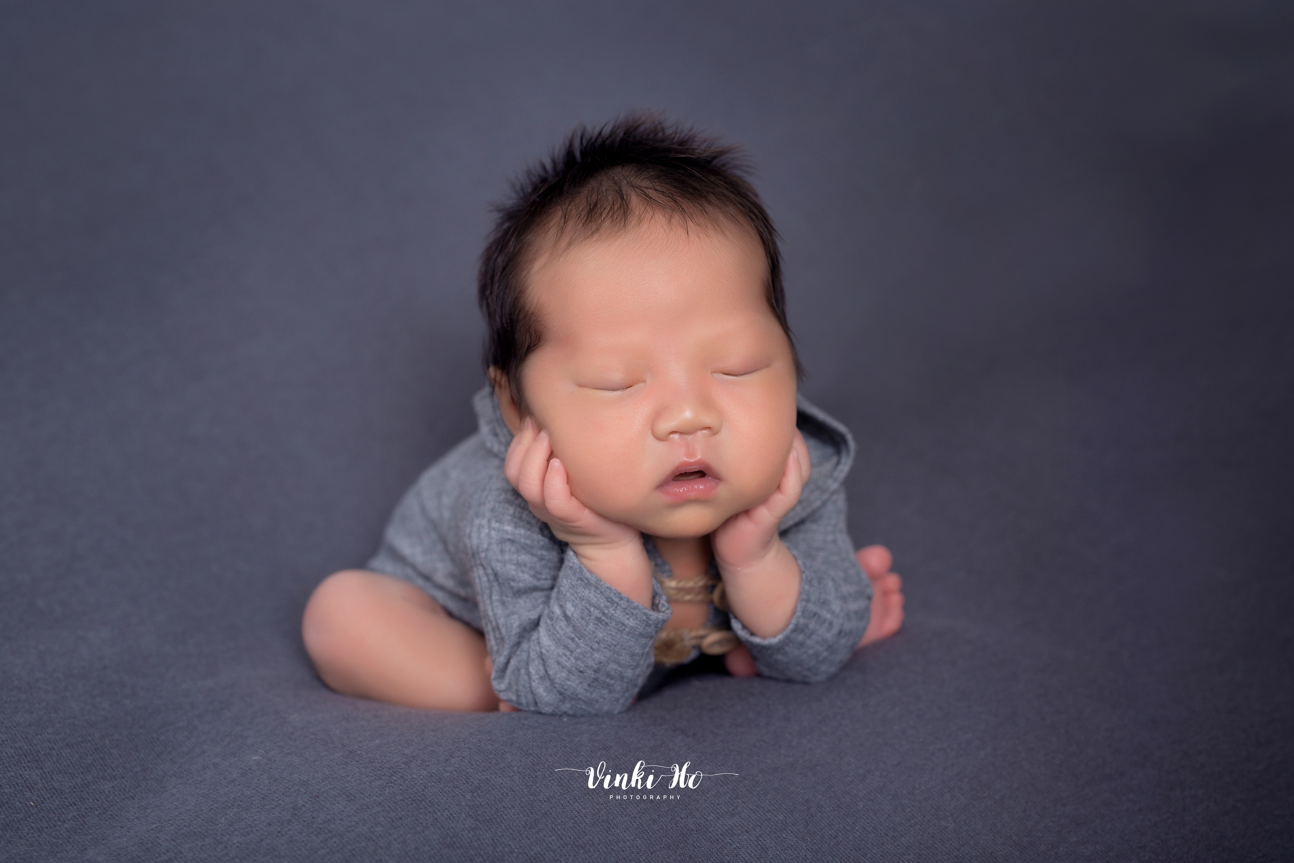 Baby Xander ~ 16days old
