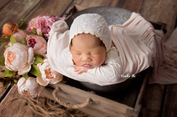 Baby Esabelle ~ 7days old