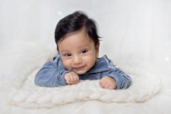 Studio_Baby Zahan 3mths old