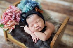 Baby Anjaylia ~ 20days old