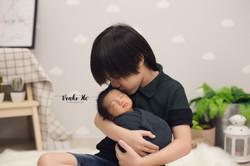 Baby Kisau ~ 12days old