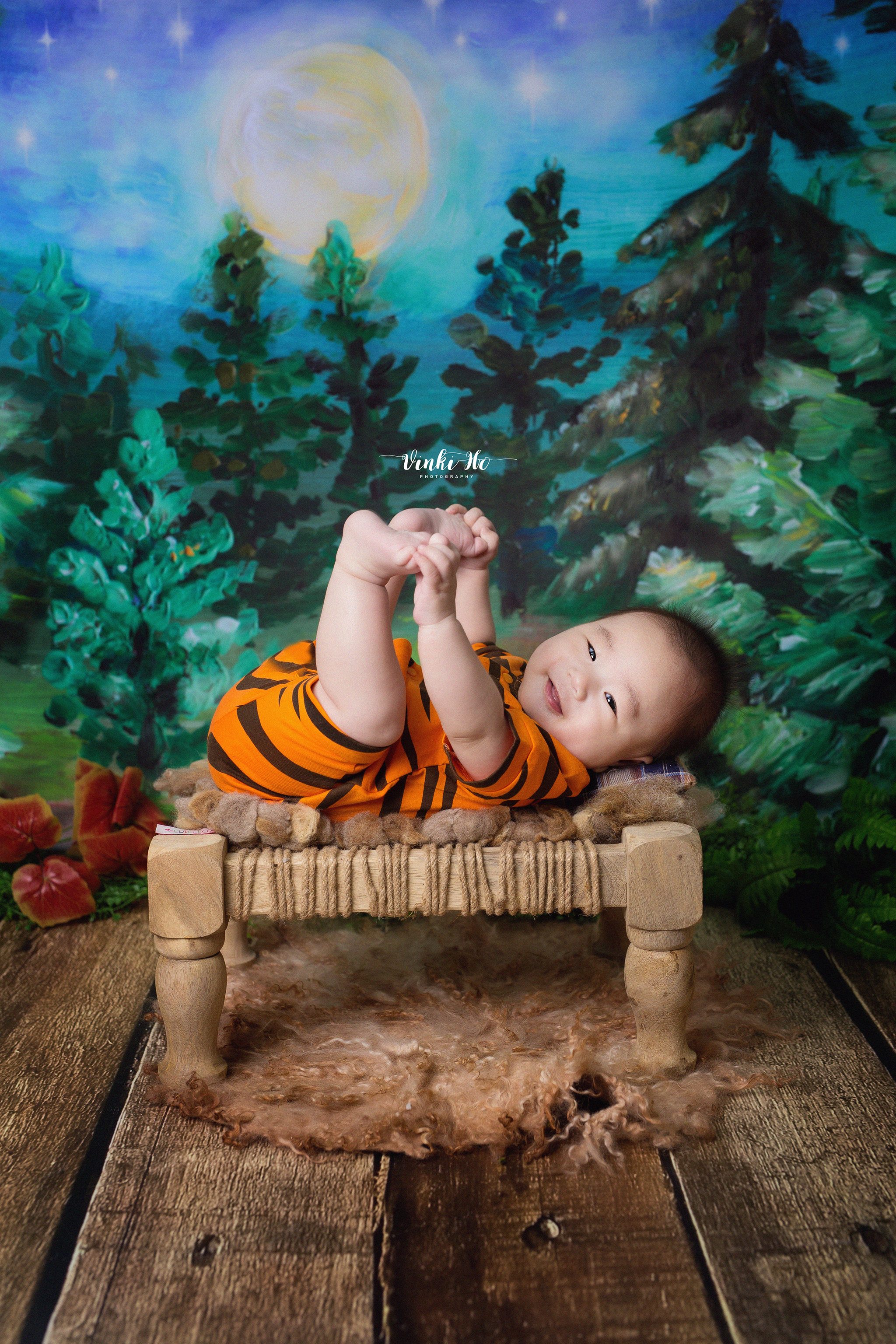 Studio_Baby Ryland 4mths old