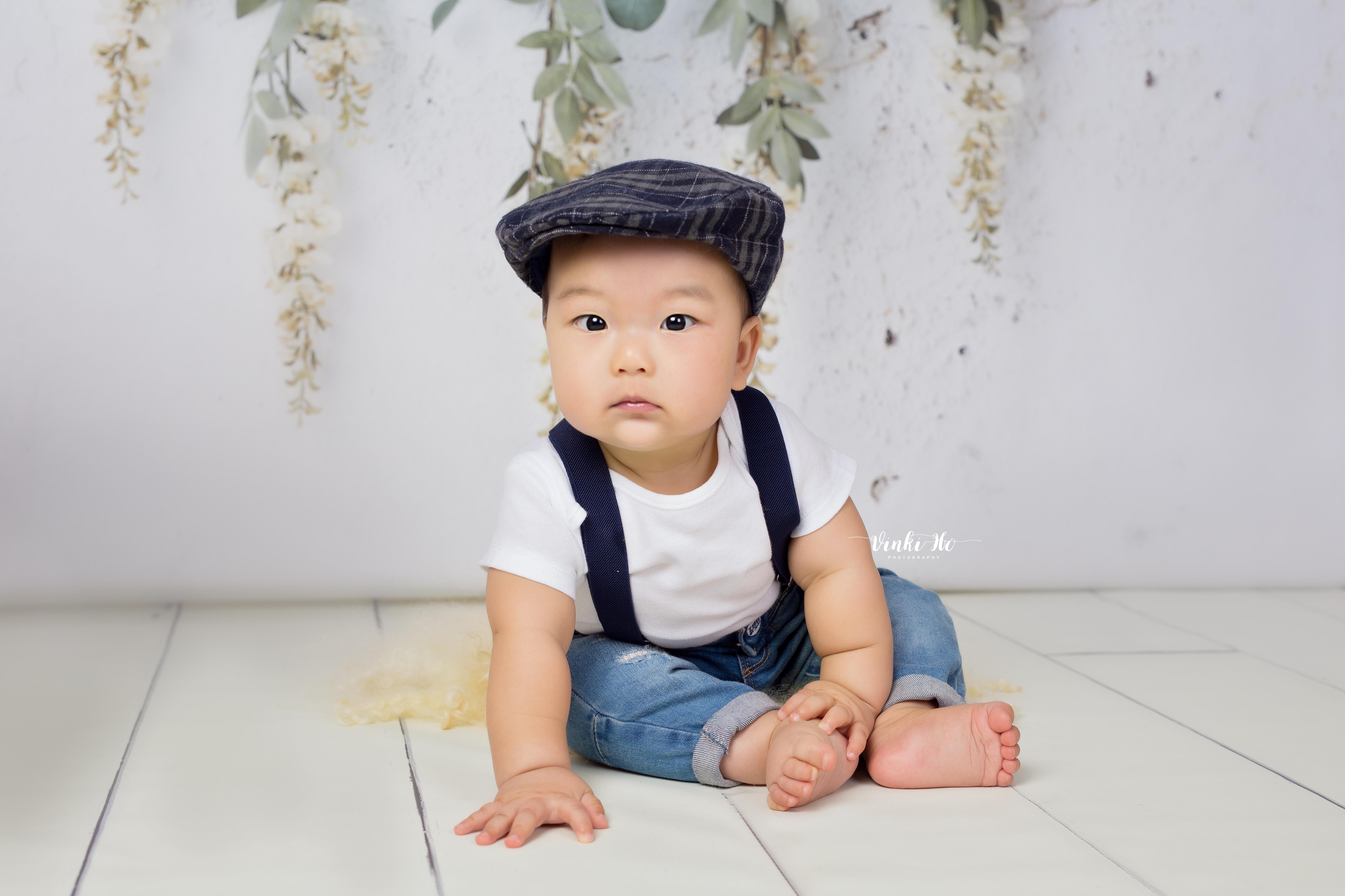 Studio_Baby Nathaniel 6mths old