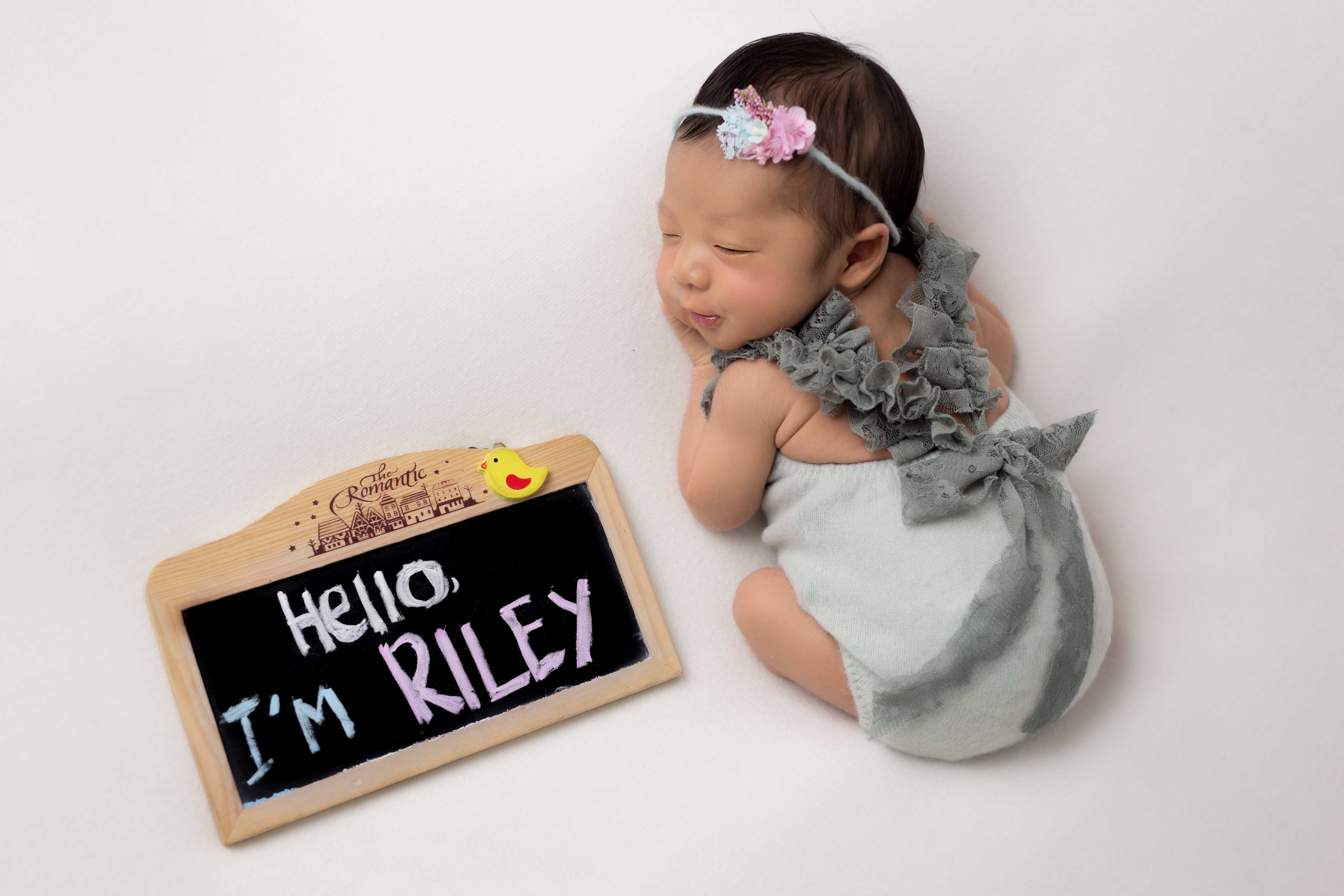 Baby Riley ~ 14days old