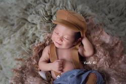 Baby Oliver ~ 19days old