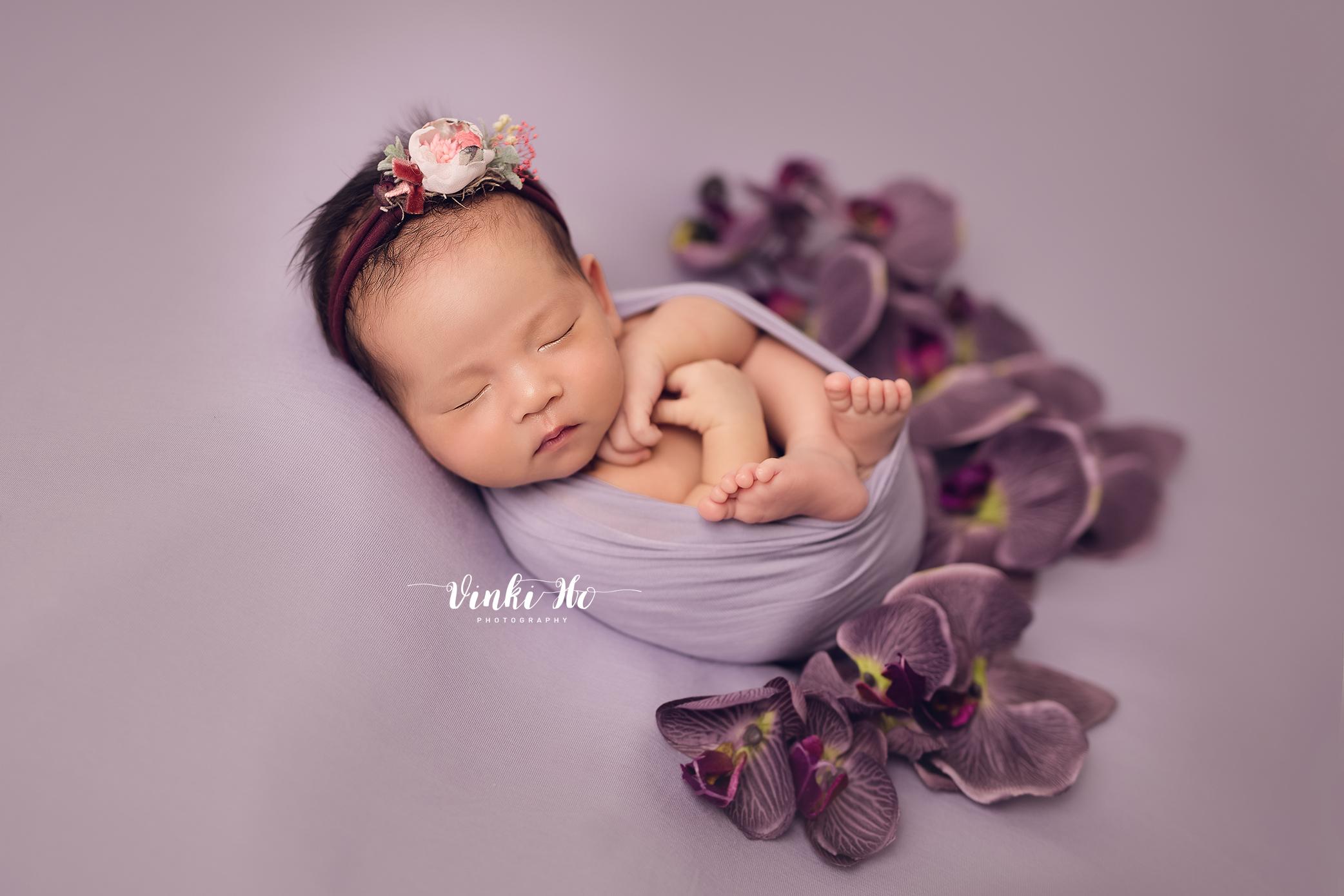Baby Adele ~ 15days old