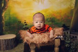Studio_Baby Jordan~ 3mths old