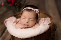 Baby Maeve ~ 9days old