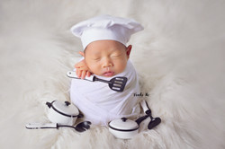 Baby Kaiser ~ 17days