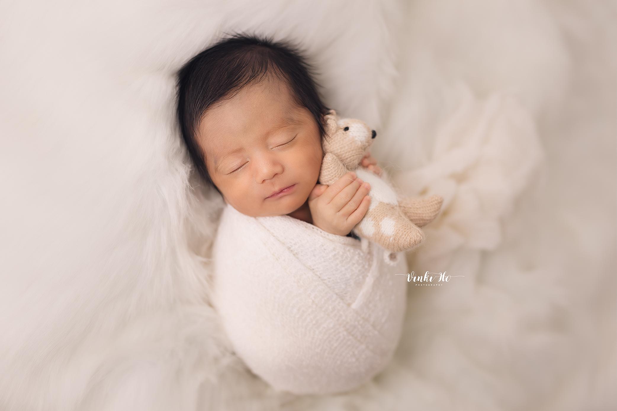 Baby Kaius~ 12days old