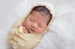 Baby Girl ~ 6days old