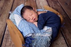 Baby Aiden ~12days old