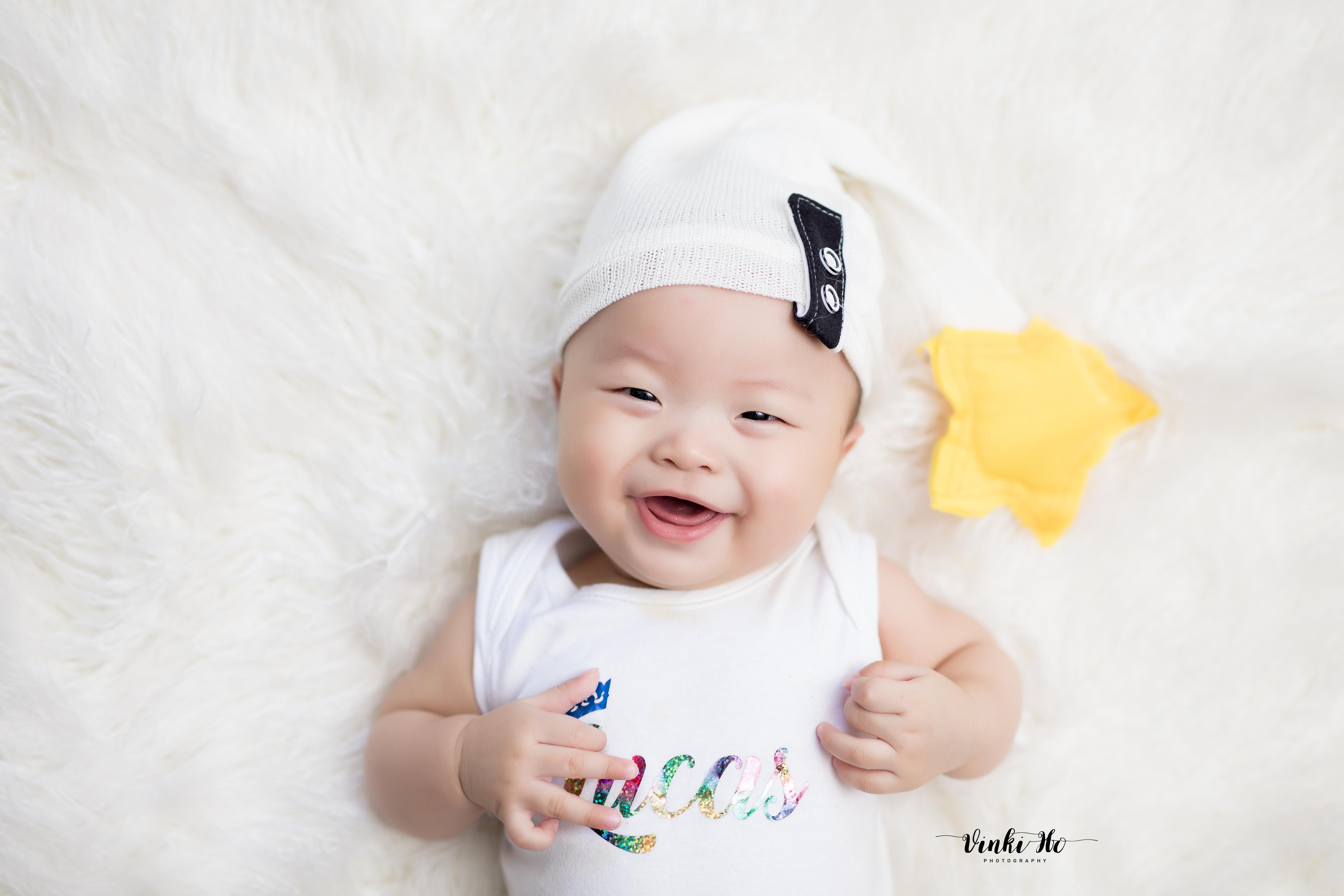 Studio_Baby Lucas 6mths old