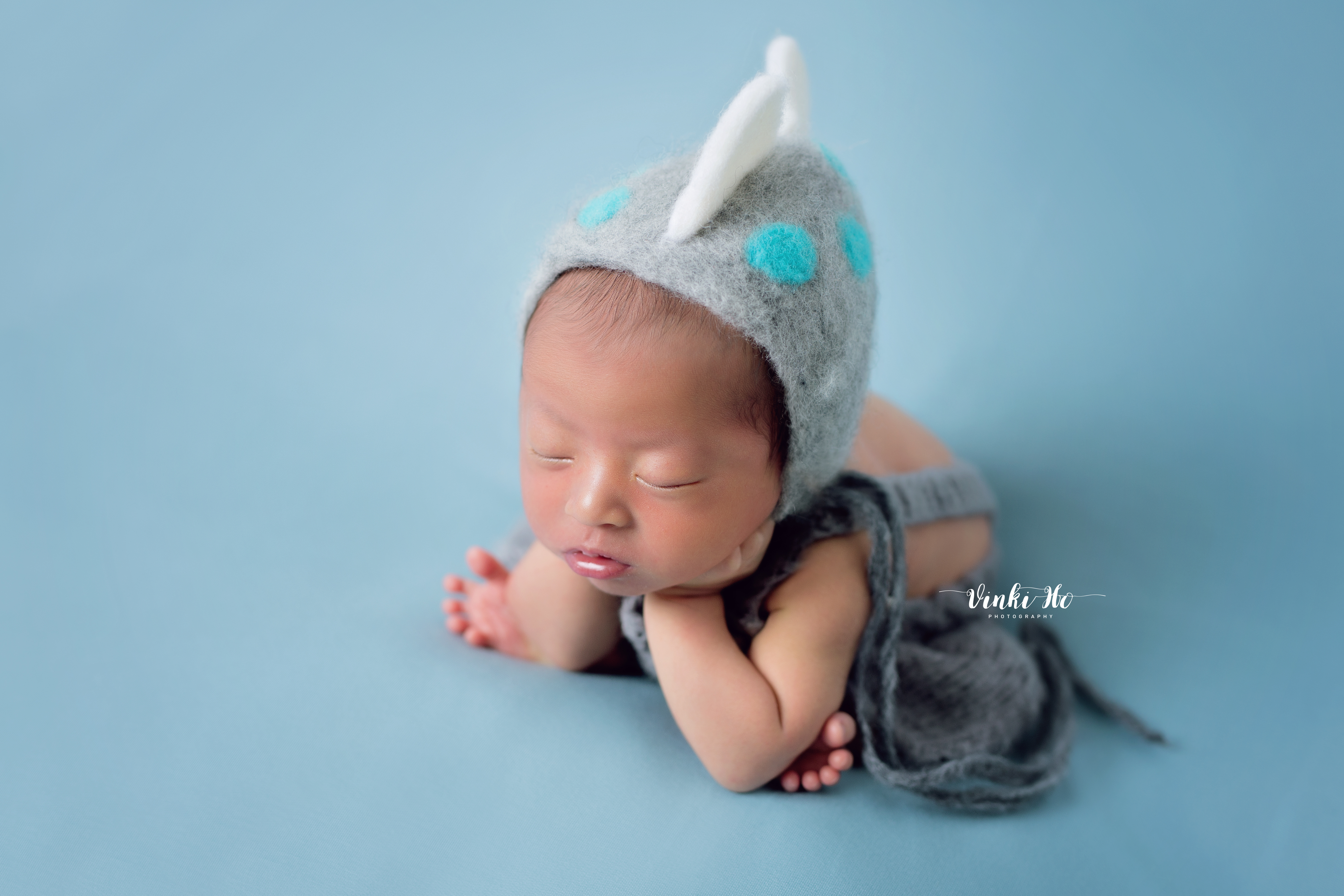 Baby Lucas ~ 10days old