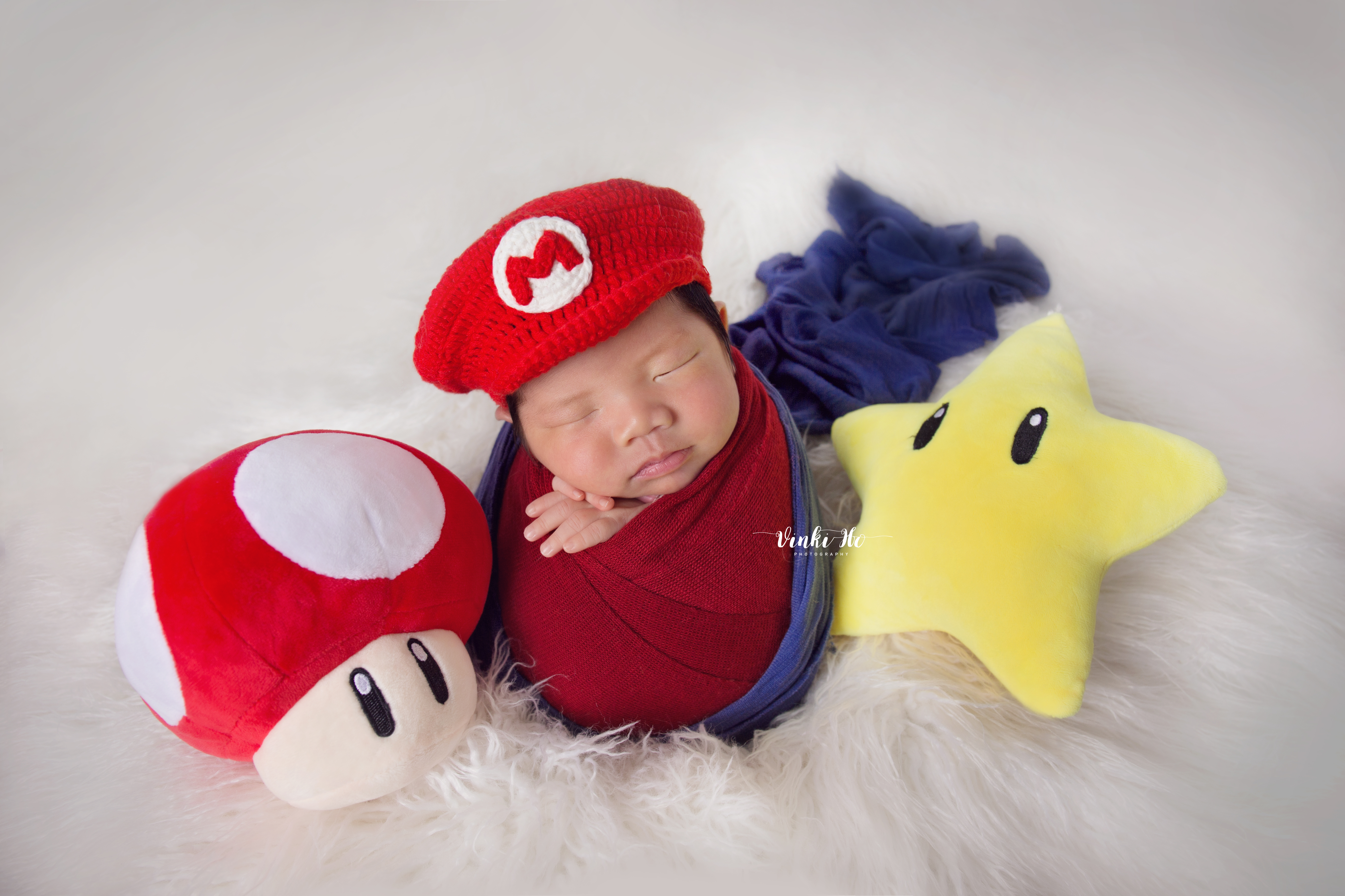 Baby Nathanael ~ 12days old