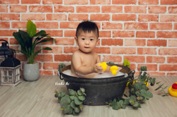 Studio_Baby Tayean~ 11mths old