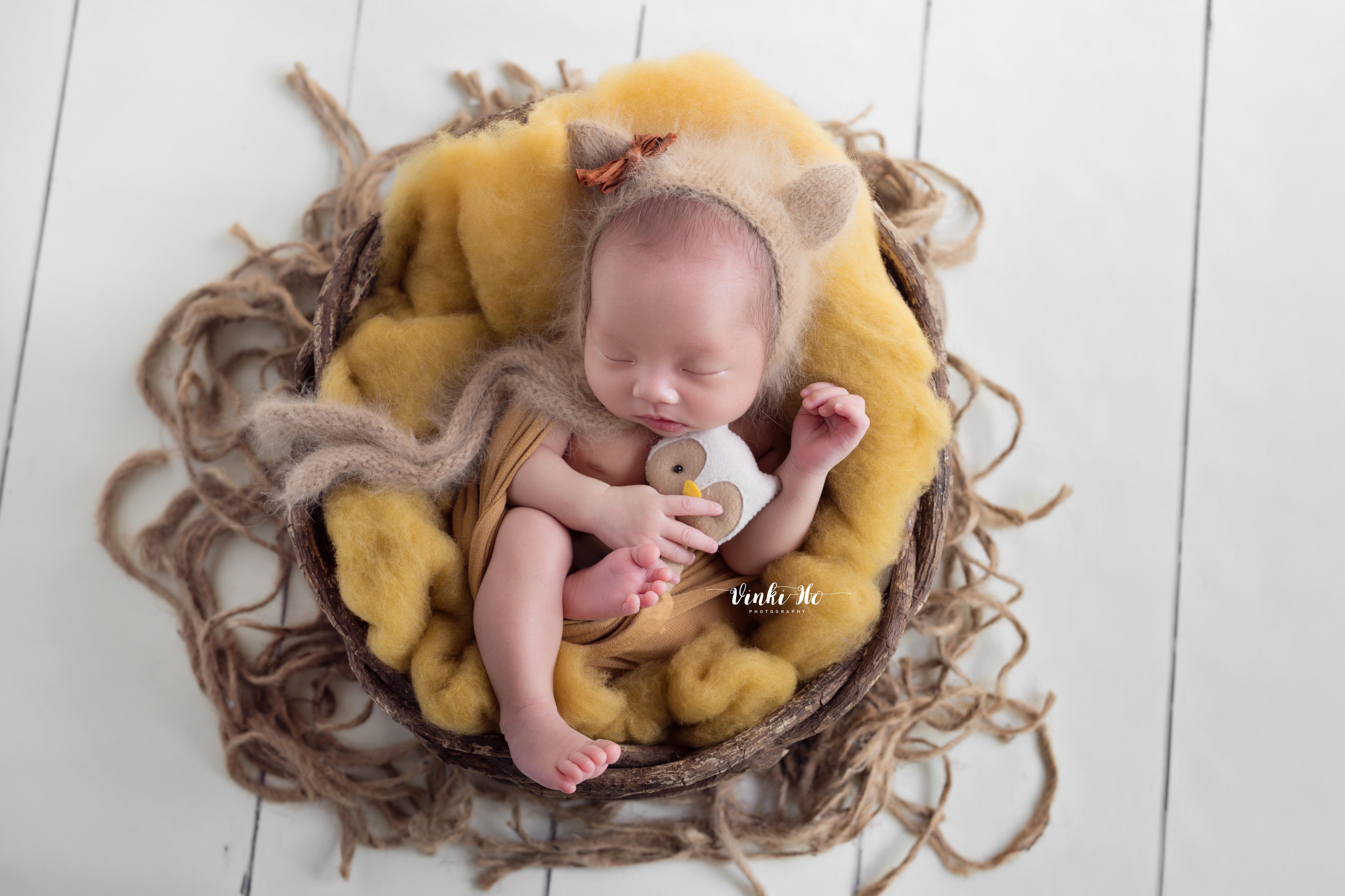 Baby Tong En ~ 15days