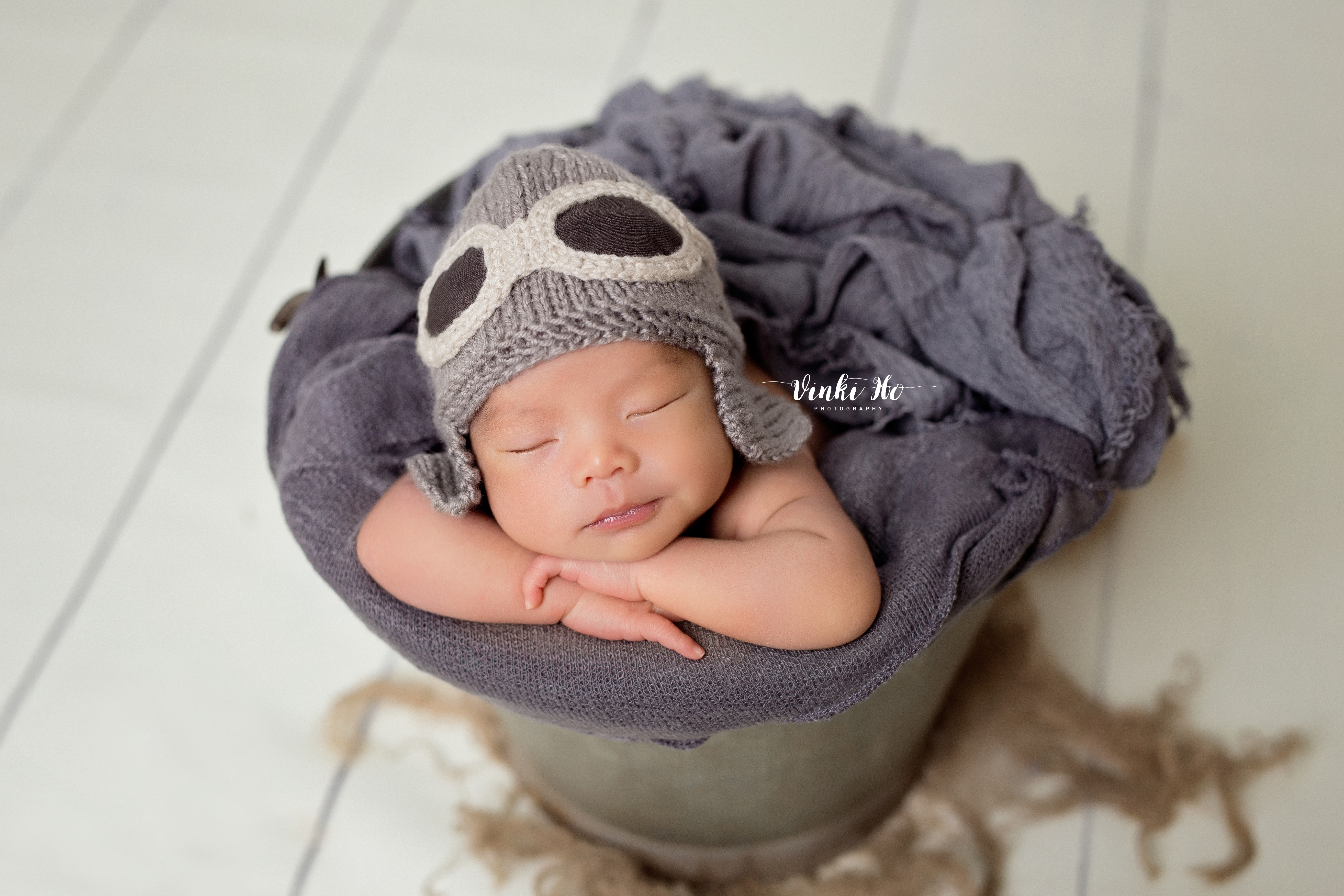 Baby Reeve ~ 15days old