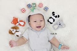 Studio_Baby Anton 4mths old