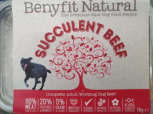 Benyfit Complete Beef 1kg