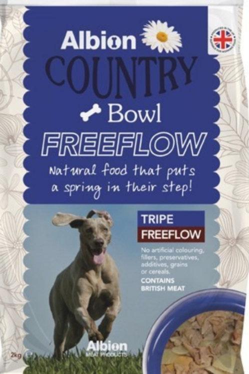 Albion Tripe Freeflow Mince 2kg