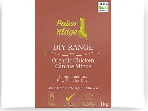 Paleo Ridge diy organic Chicken carcass mince 1kg