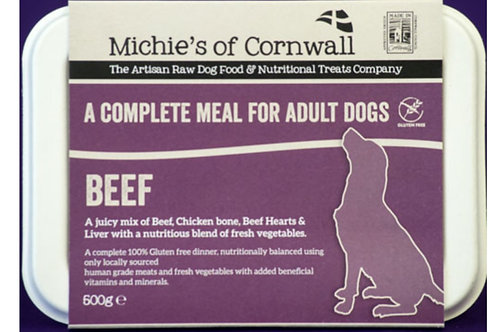 Michies Beef & Chicken 500g Complete Adult Dinner