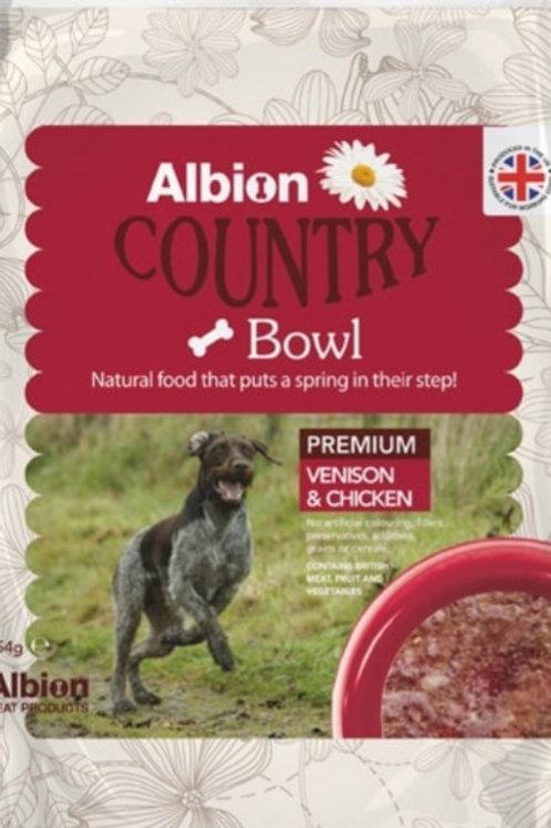 Albion Premium Venision 454g pack