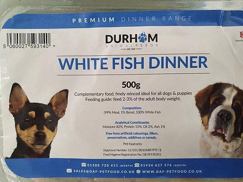 Daf Dinner box White Fish 500g