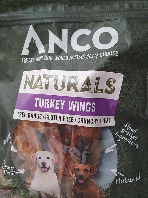 Anco Turkey Wings 6 Pack