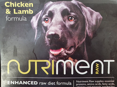 Nutriment Chicken & Lamb Complete 500g