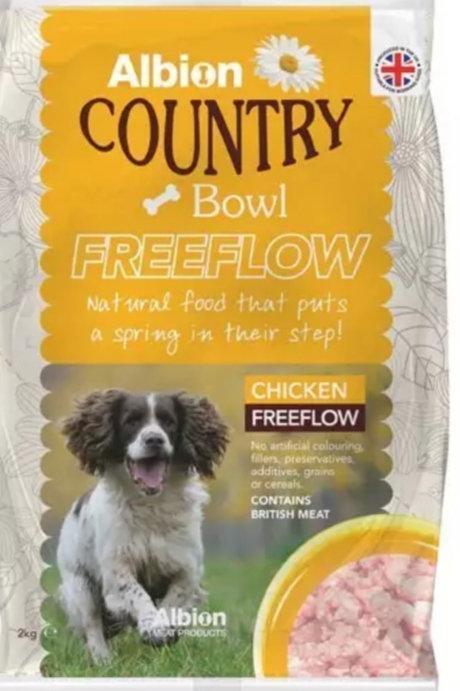 Albion Chicken Freeflow Mince 2kg