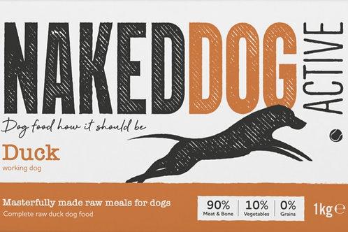 Naked Dog Duck  Active  Range  1kg