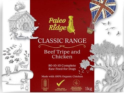 Paleo Ridge Beef/Tripe/Chicken Complete 1kg