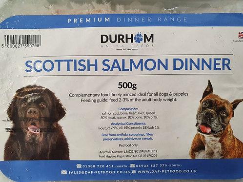 Daf Dinner box Scottish Salmon 500g