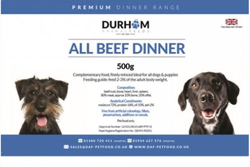 Daf Dinner box Beef 500g