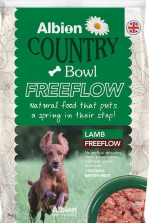 Albion Lamb Freeflow Mince 2kg