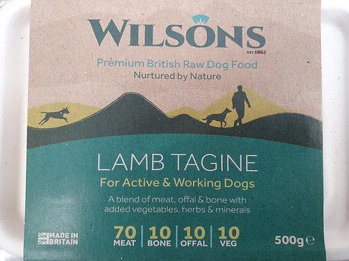 Wilsons  Lamb Tagine 70/10/10/10  500g