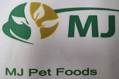 MJ Petfoods Duck Mince 560g