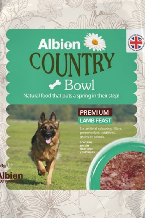Albion Country Bowl Premium Lamb Feast 454g