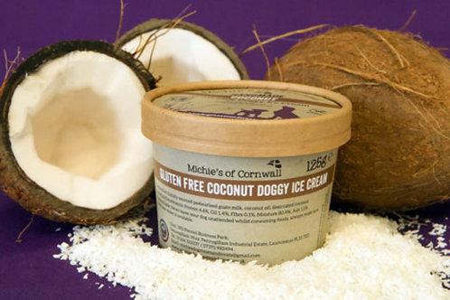 Michies of Cornwall Handmade Coconut Goats Milk Ice Cream 125g