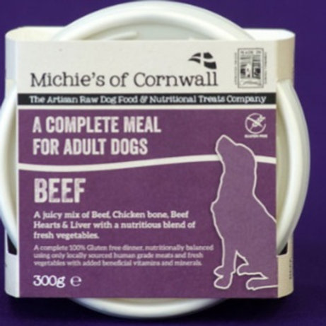 Michies Beef & Chicken 300g Complete Adult Dinner