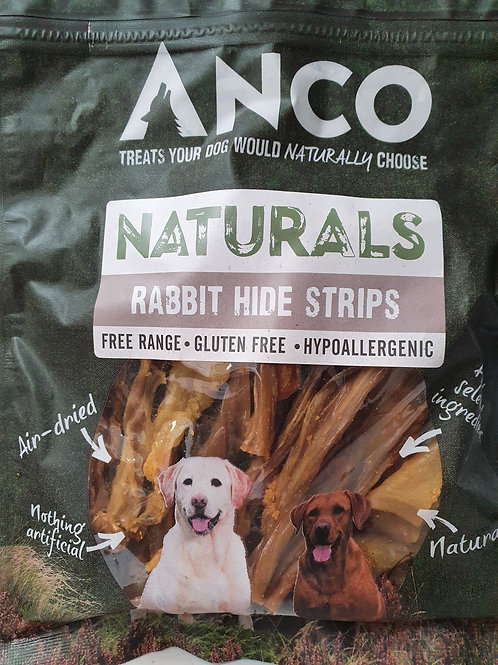 Anco Rabbit Hide Strips  80g