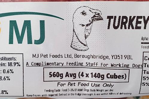 Petfoods 560g Chicken / Salmon 80/10/10