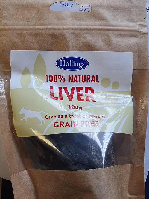 Hollings Liver Strips