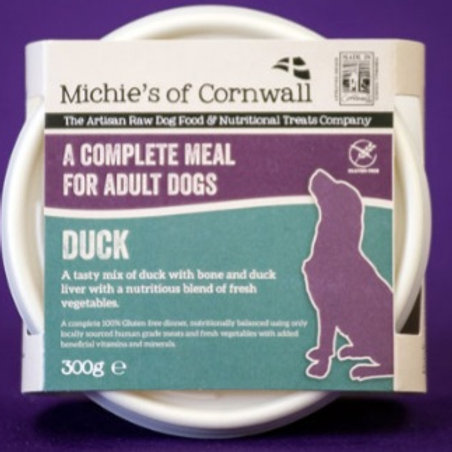 Michies Duck 300g Complete Adult Dinner
