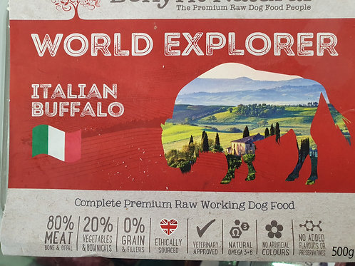 Benyfit World Explorer Italian Buffalo 500g
