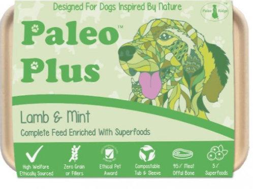 Paleo Plus Lamb & Mint 500g